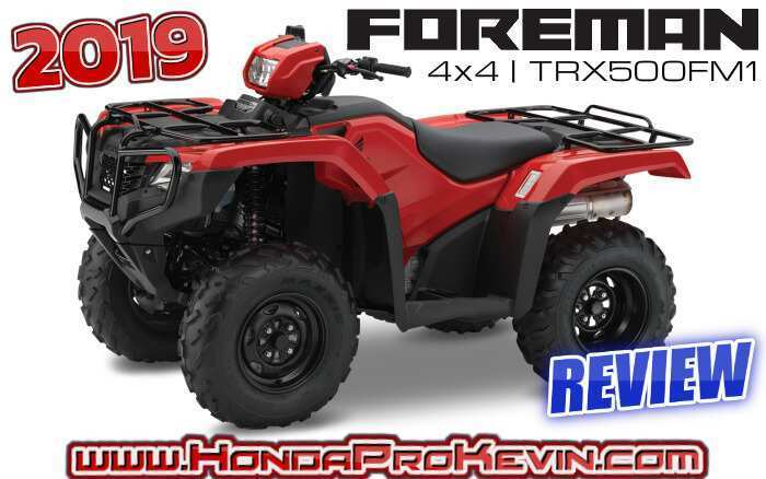 57 Concept of The Atv Honda 2019 Release Specs And Review Pricing for The Atv Honda 2019 Release Specs And Review