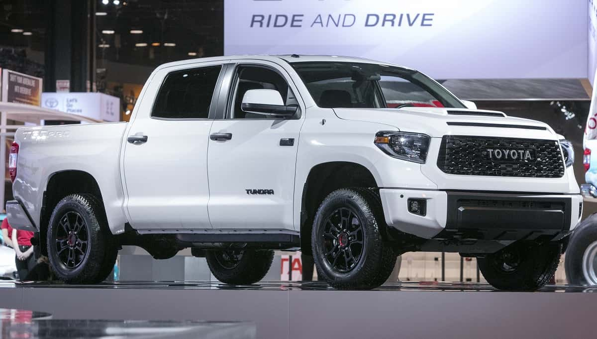 57 Concept of Toyota Tundra Trd Pro 2019 Configurations for Toyota Tundra Trd Pro 2019