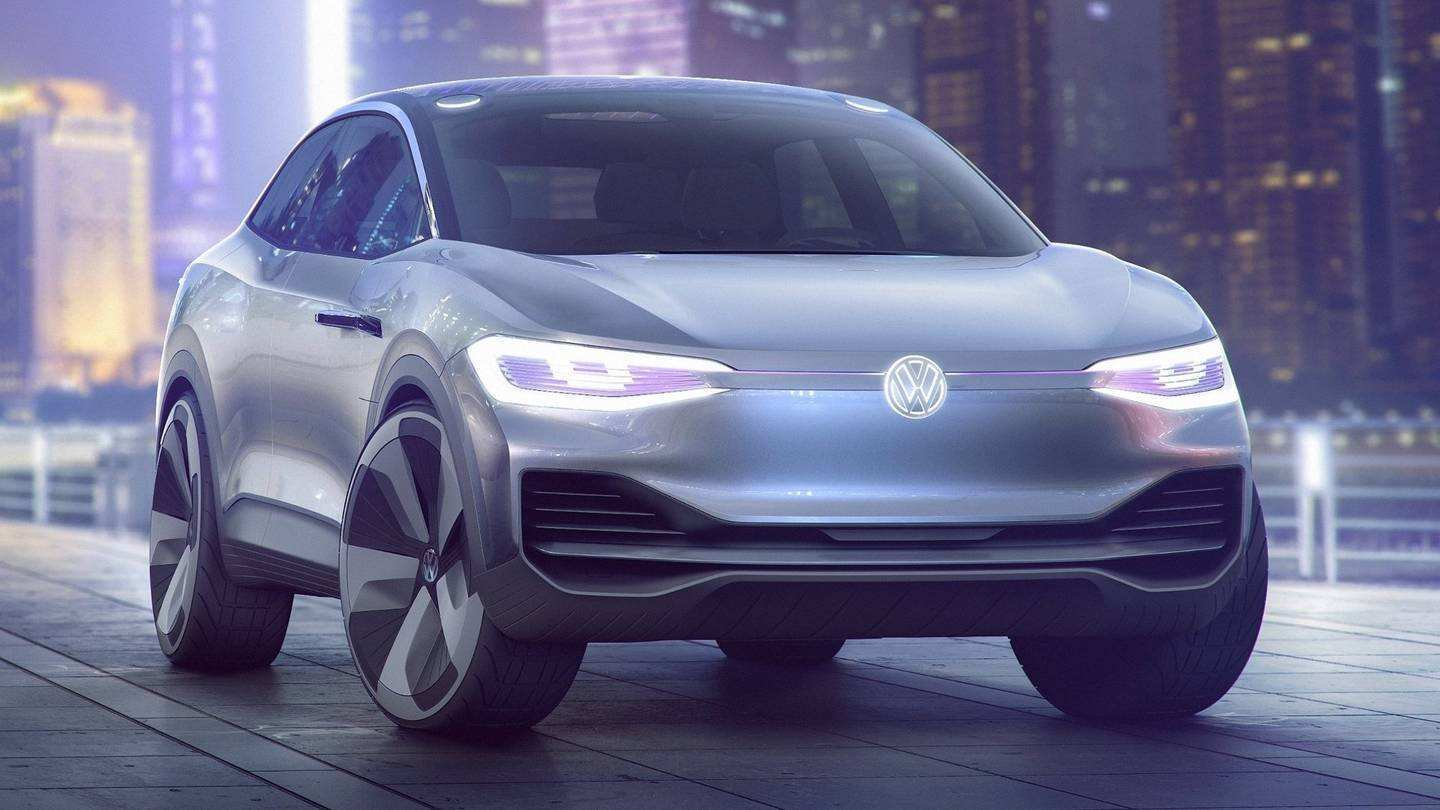 57 Concept of Volkswagen Ev 2019 Picture for Volkswagen Ev 2019