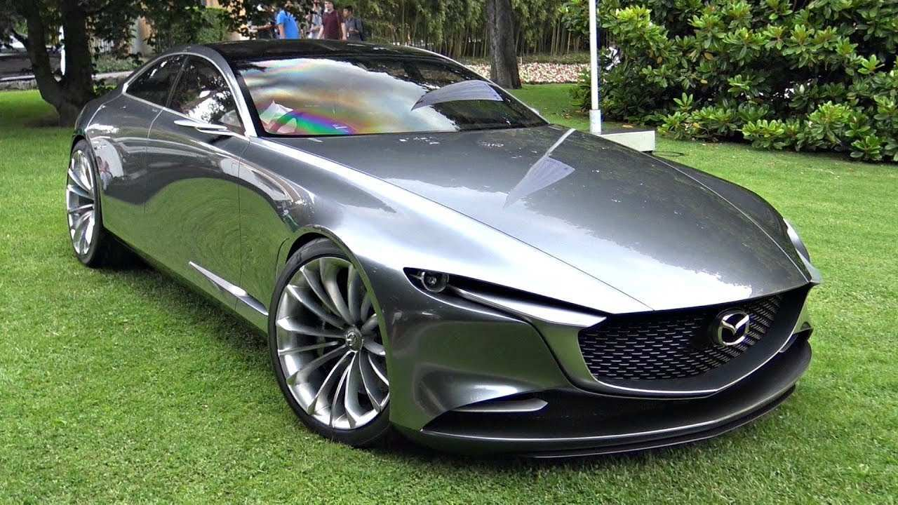 57 Gallery of The 2019 Mazda Vision Coupe Price Concept Engine by The 2019 Mazda Vision Coupe Price Concept