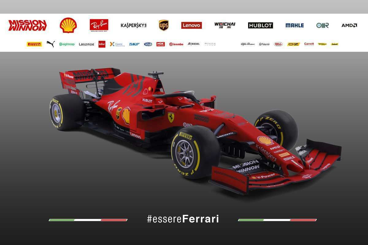 57 Gallery of Vettel Ferrari 2019 Spy Shoot History by Vettel Ferrari 2019 Spy Shoot