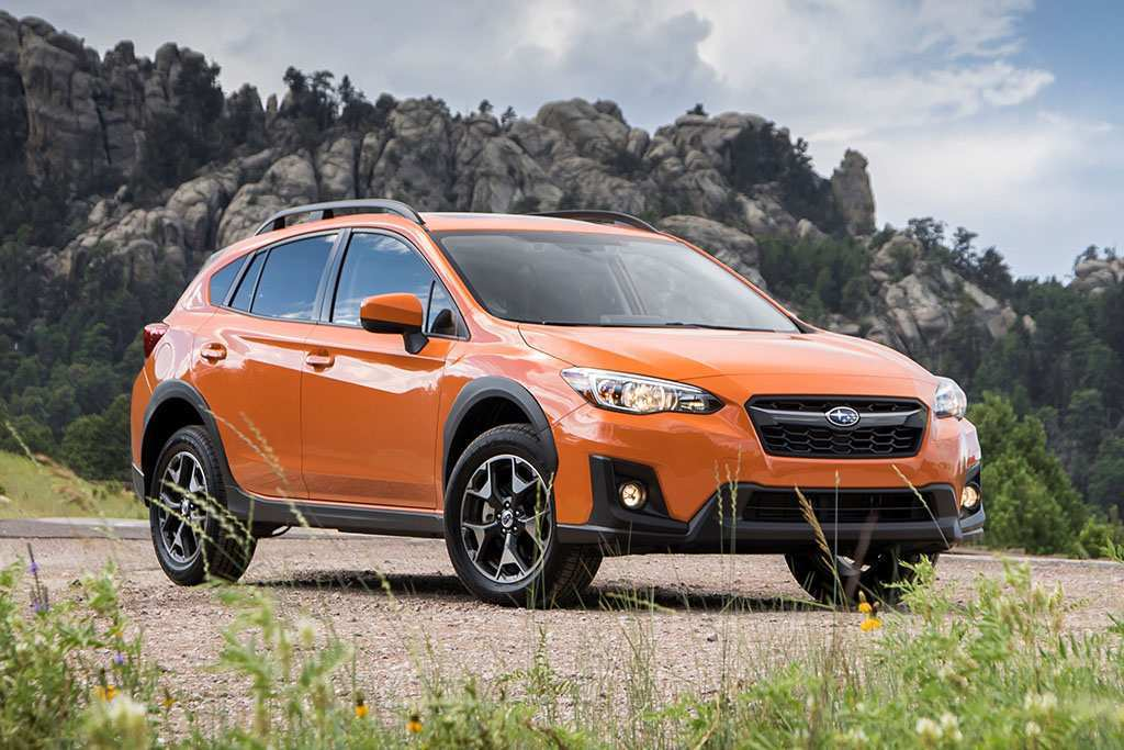 57 Great 2019 Subaru Crosstrek Khaki Concept with 2019 Subaru Crosstrek Khaki