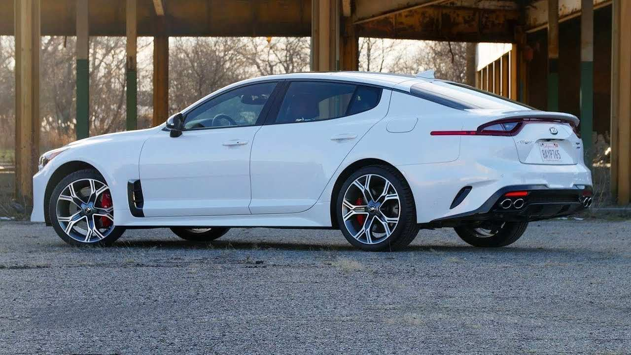 57 Great Best Kia Stinger 2019 Zmiany Redesign And Price Price for Best Kia Stinger 2019 Zmiany Redesign And Price
