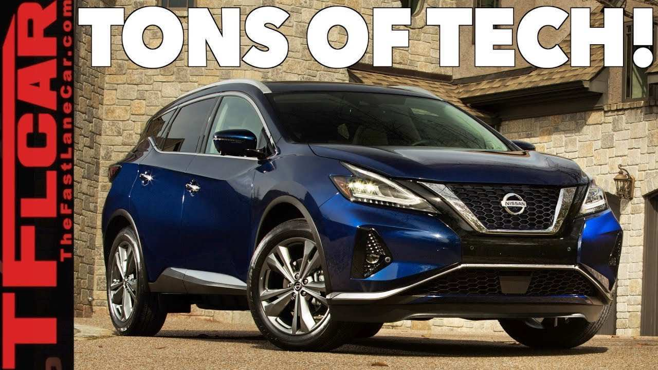 57 Great New Murano Nissan 2019 Picture Spesification for New Murano Nissan 2019 Picture