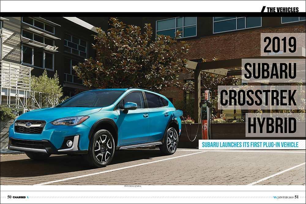 57 Great New Subaru Crosstrek 2019 Review Redesign And Concept Interior by New Subaru Crosstrek 2019 Review Redesign And Concept