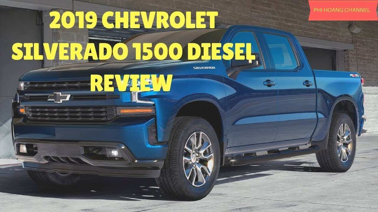57 New The Chevrolet Silverado 2019 Diesel First Drive Release Date for The Chevrolet Silverado 2019 Diesel First Drive