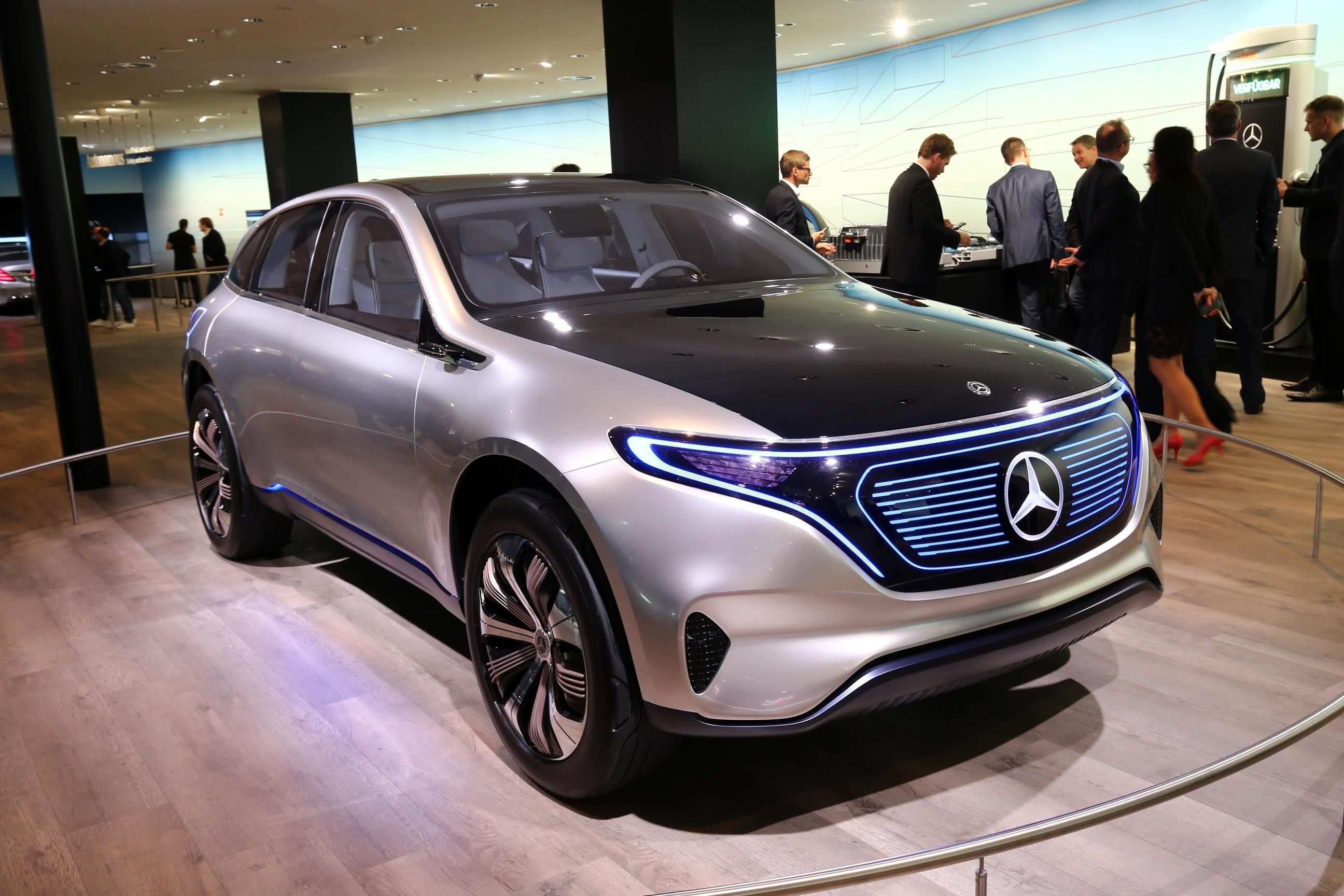 57 New The Mercedes Eq 2019 Price Rumors with The Mercedes Eq 2019 Price
