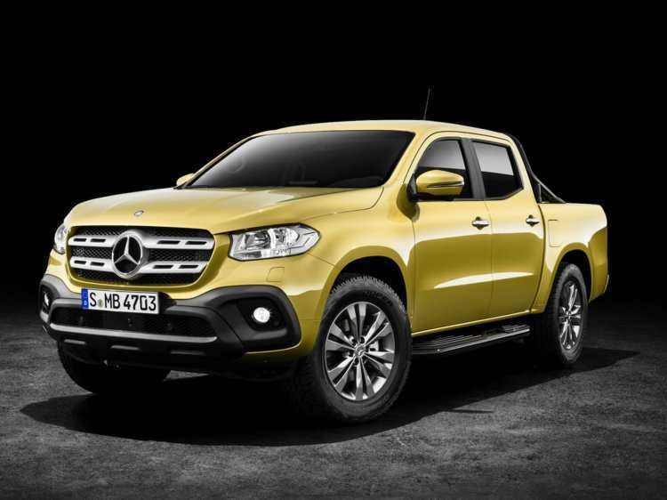 57 The 2019 Mercedes X Class Pickup Truck Release Date Pictures for 2019 Mercedes X Class Pickup Truck Release Date