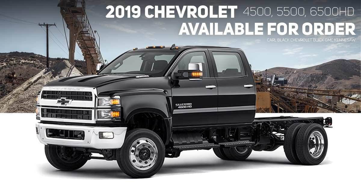 57 The New 2019 Chevrolet 4500 And 5500 Review And Specs Prices for New 2019 Chevrolet 4500 And 5500 Review And Specs