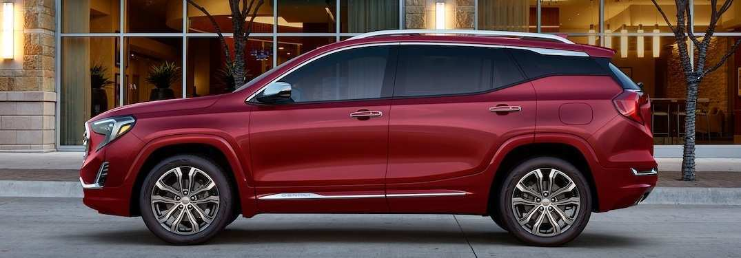 57 The New Colors For 2019 Gmc Terrain Concept Redesign And Review Prices for New Colors For 2019 Gmc Terrain Concept Redesign And Review