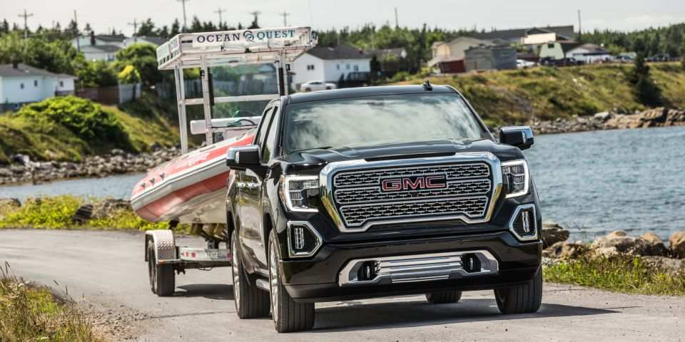 57 The New Gmc 2019 Sierra 1500 First Drive Photos with New Gmc 2019 Sierra 1500 First Drive