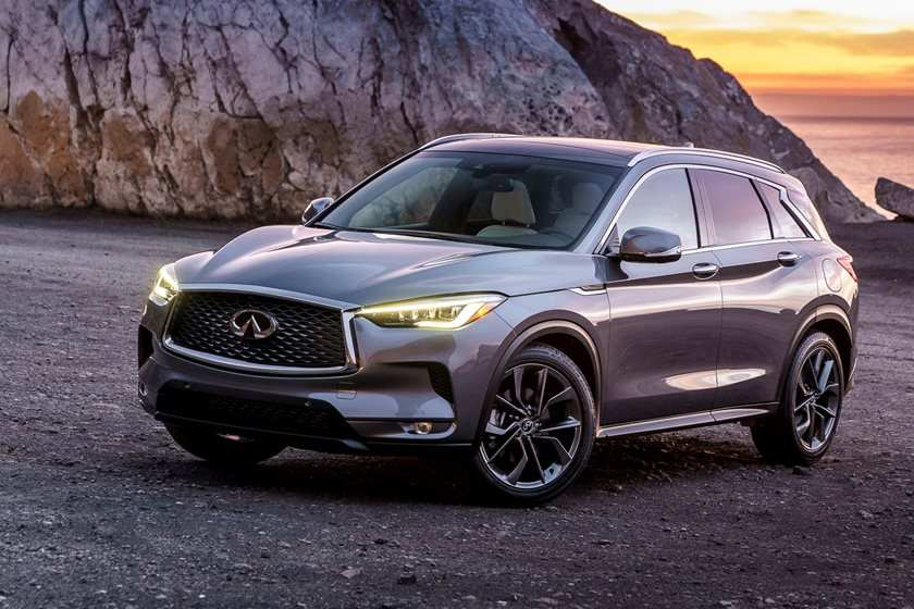 58 All New Best Infiniti Qx50 2019 Trunk Space Price Release with Best Infiniti Qx50 2019 Trunk Space Price