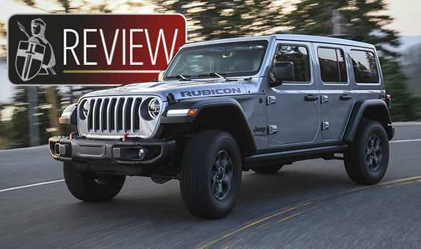 58 All New Best Jeep 2019 Jk Specs And Review Review for Best Jeep 2019 Jk Specs And Review