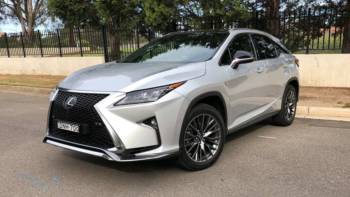 58 All New Best Rx300 Lexus 2019 Release Date Ratings by Best Rx300 Lexus 2019 Release Date