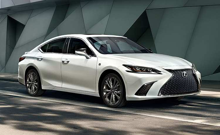 58 All New Lexus 2019 Lineup First Drive with Lexus 2019 Lineup