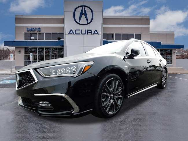 58 All New New 2019 Acura Rlx Sport Hybrid Redesign Price And Review Spy Shoot for New 2019 Acura Rlx Sport Hybrid Redesign Price And Review