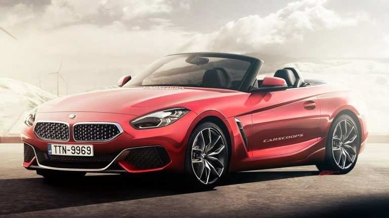 58 All New New Bmw Z4 2019 Release Date Review And Specs New Concept with New Bmw Z4 2019 Release Date Review And Specs
