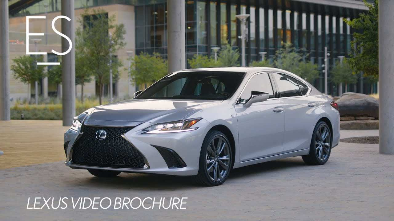 58 All New The Lexus Brochure 2019 First Drive Performance for The Lexus Brochure 2019 First Drive
