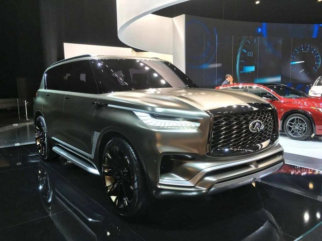 58 Best Review Best 2019 Infiniti Qx80 Price Performance Release Date with Best 2019 Infiniti Qx80 Price Performance