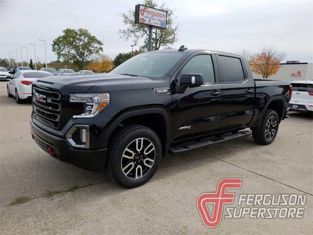 58 Best Review New 2019 Gmc Sierra At4 Interior Exterior And Review Release Date with New 2019 Gmc Sierra At4 Interior Exterior And Review