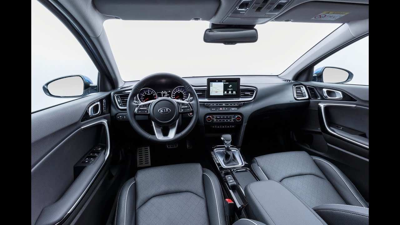 58 Best Review The Kia Ceed 2019 Interior Interior Exterior And Review Spy Shoot by The Kia Ceed 2019 Interior Interior Exterior And Review