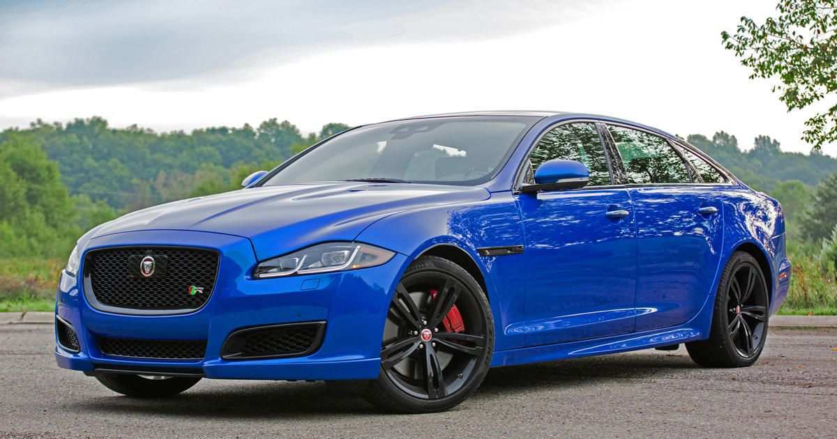 58 Concept of 2019 Jaguar Xf V8 Specs Performance for 2019 Jaguar Xf V8 Specs