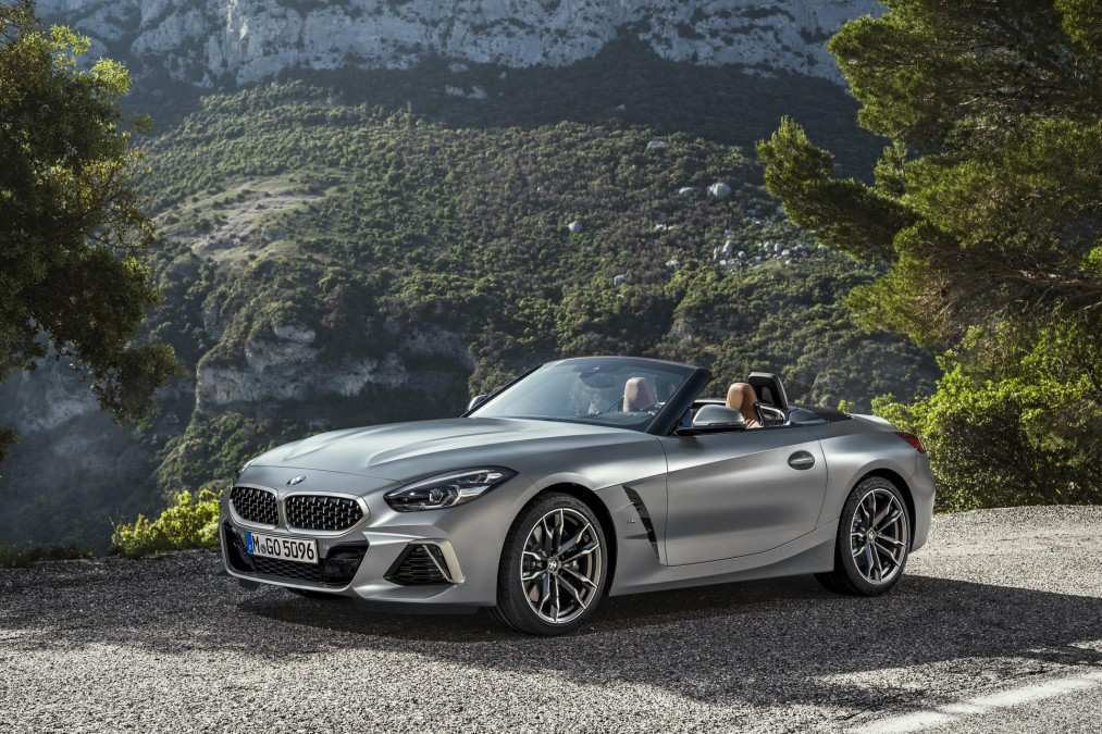 58 Concept of The Bmw 2019 Z4 Dimensions Specs And Review Engine for The Bmw 2019 Z4 Dimensions Specs And Review