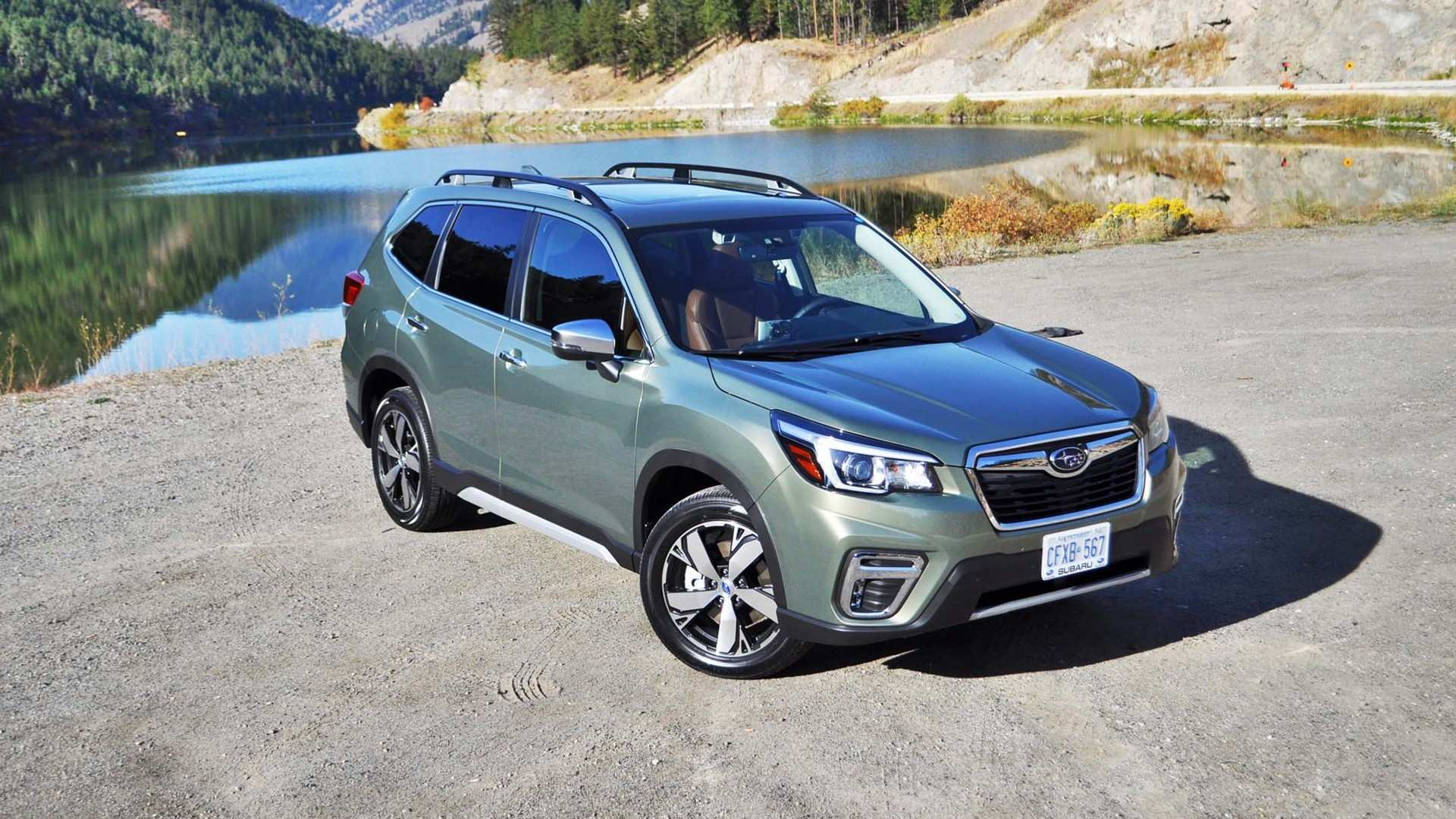 58 Gallery of 2019 Subaru Forester Sport 2 Spy Shoot with 2019 Subaru Forester Sport 2