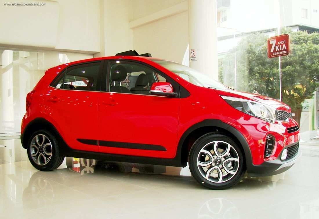 58 Gallery of Kia Picanto 2019 Xline Pictures by Kia Picanto 2019 Xline