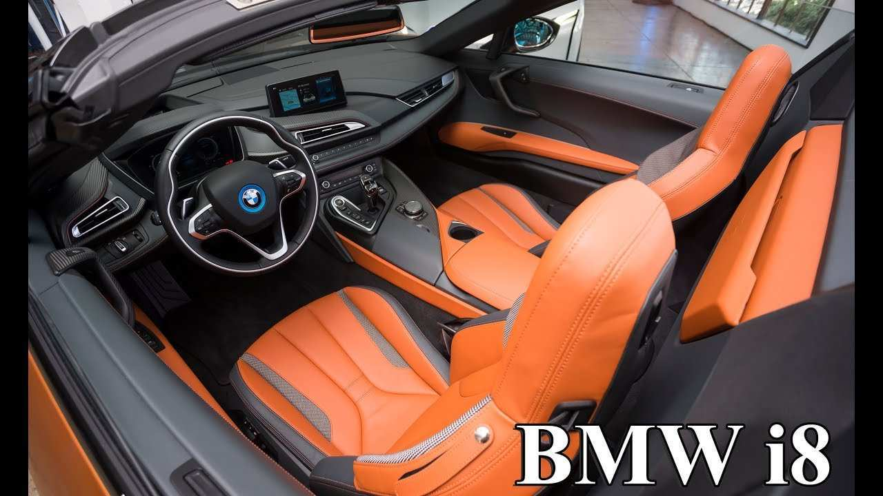 58 Gallery of New Bmw I8 Roadster 2019 Interior Model for New Bmw I8 Roadster 2019 Interior