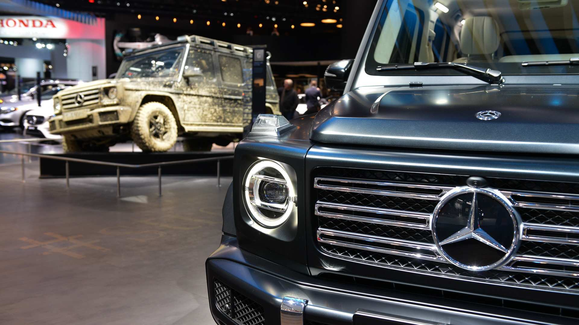 58 Gallery of New Mercedes Detroit Auto Show 2019 Review Prices for New Mercedes Detroit Auto Show 2019 Review