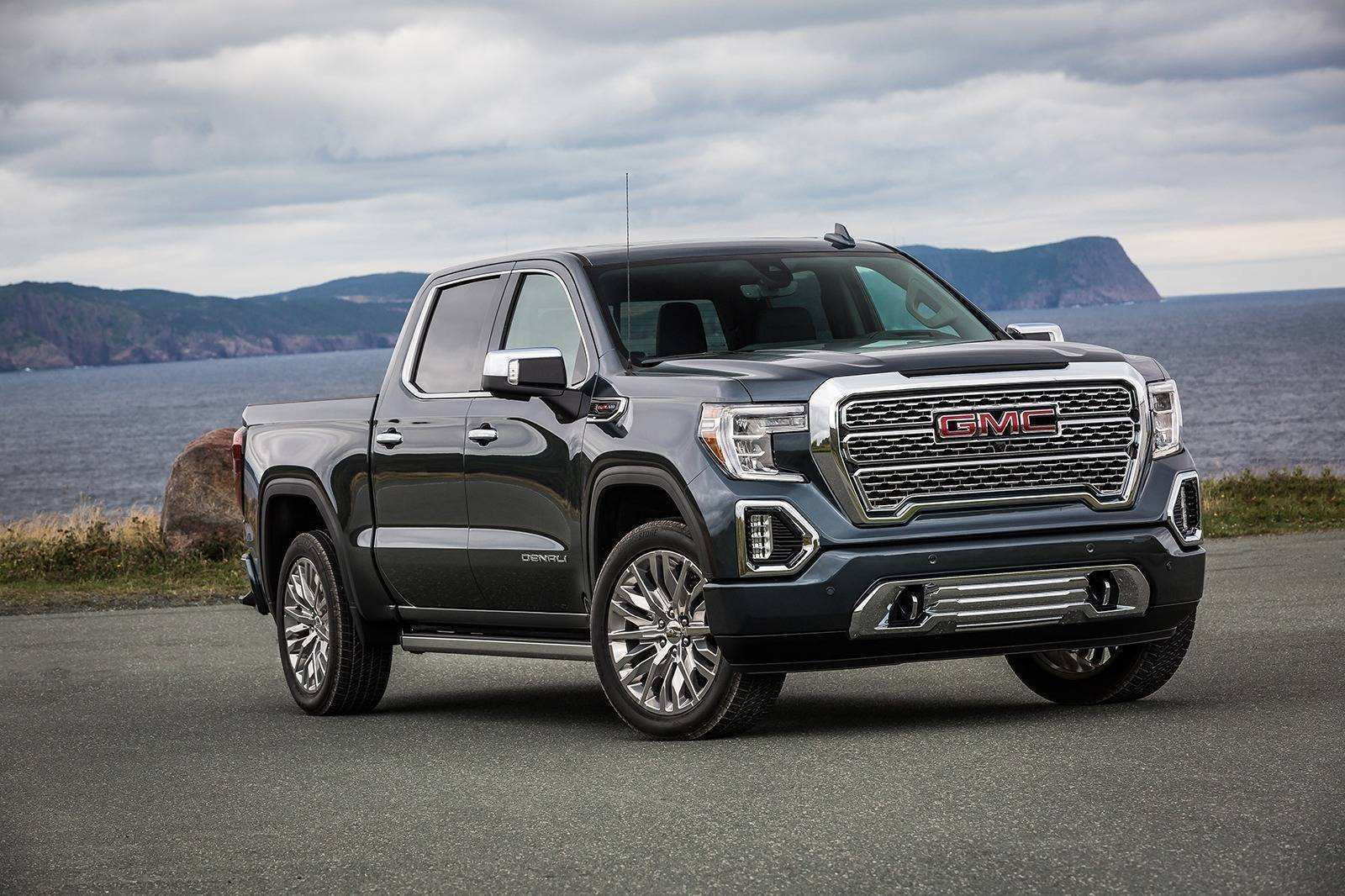 58 Gallery of The 2019 Gmc Sierra Horsepower Release Spesification by The 2019 Gmc Sierra Horsepower Release