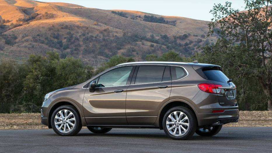 58 Great Best 2019 Buick Envision Preferred Release Date Specs and Review with Best 2019 Buick Envision Preferred Release Date