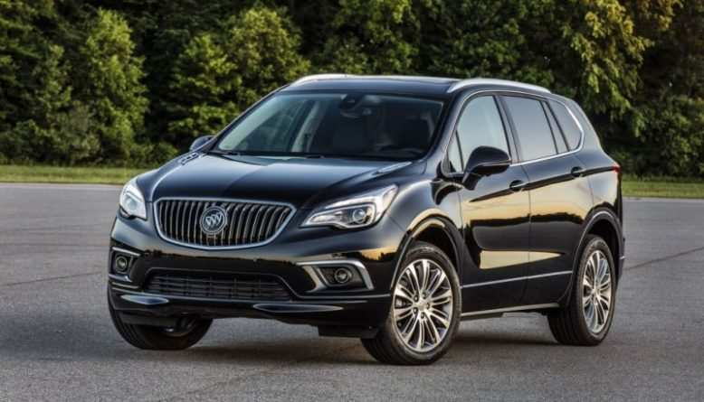 58 Great Buick Envision 2019 Colors Price Performance by Buick Envision 2019 Colors Price