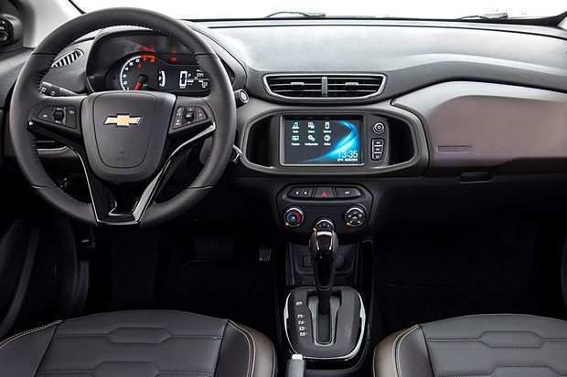 58 Great Chevrolet Onix 2019 Interior Pictures with Chevrolet Onix 2019 Interior