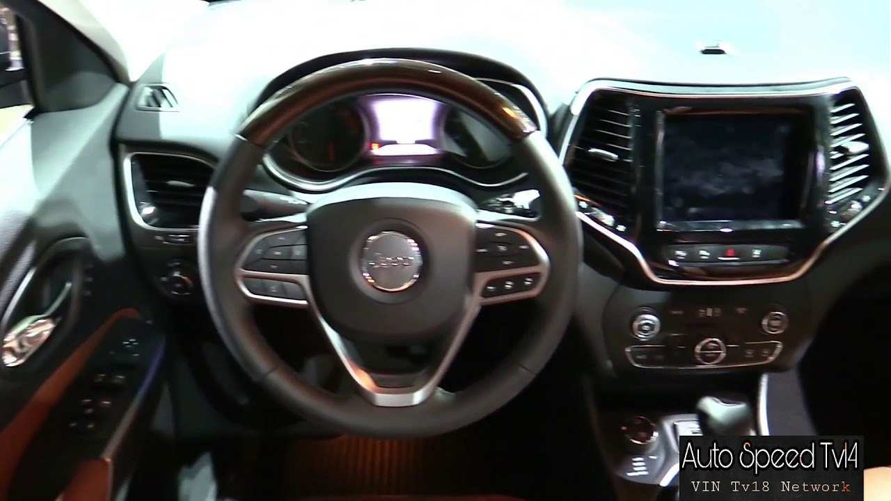 58 Great Jeep Cherokee 2019 Video Interior Exterior And Review Picture with Jeep Cherokee 2019 Video Interior Exterior And Review