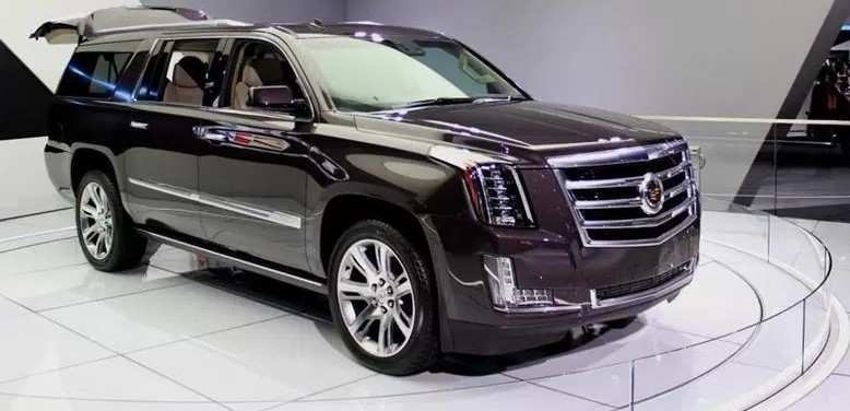 58 Great The Cadillac Escalade 2019 Platinum Exterior Exterior for The Cadillac Escalade 2019 Platinum Exterior