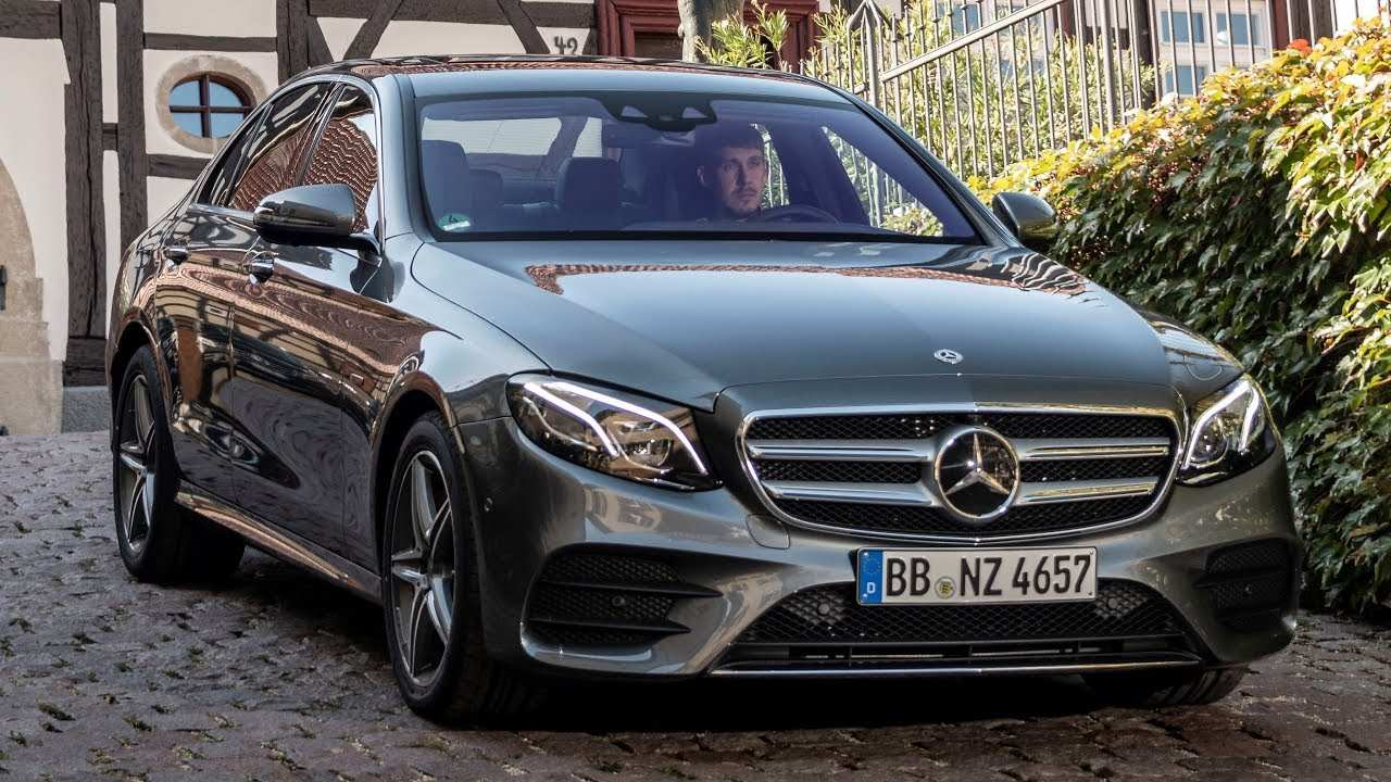 58 Great The E300 Mercedes 2019 Specs Redesign and Concept for The E300 Mercedes 2019 Specs