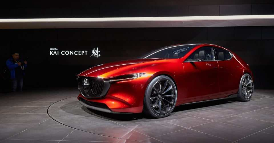 58 New Mazda Kai 2019 Ratings by Mazda Kai 2019