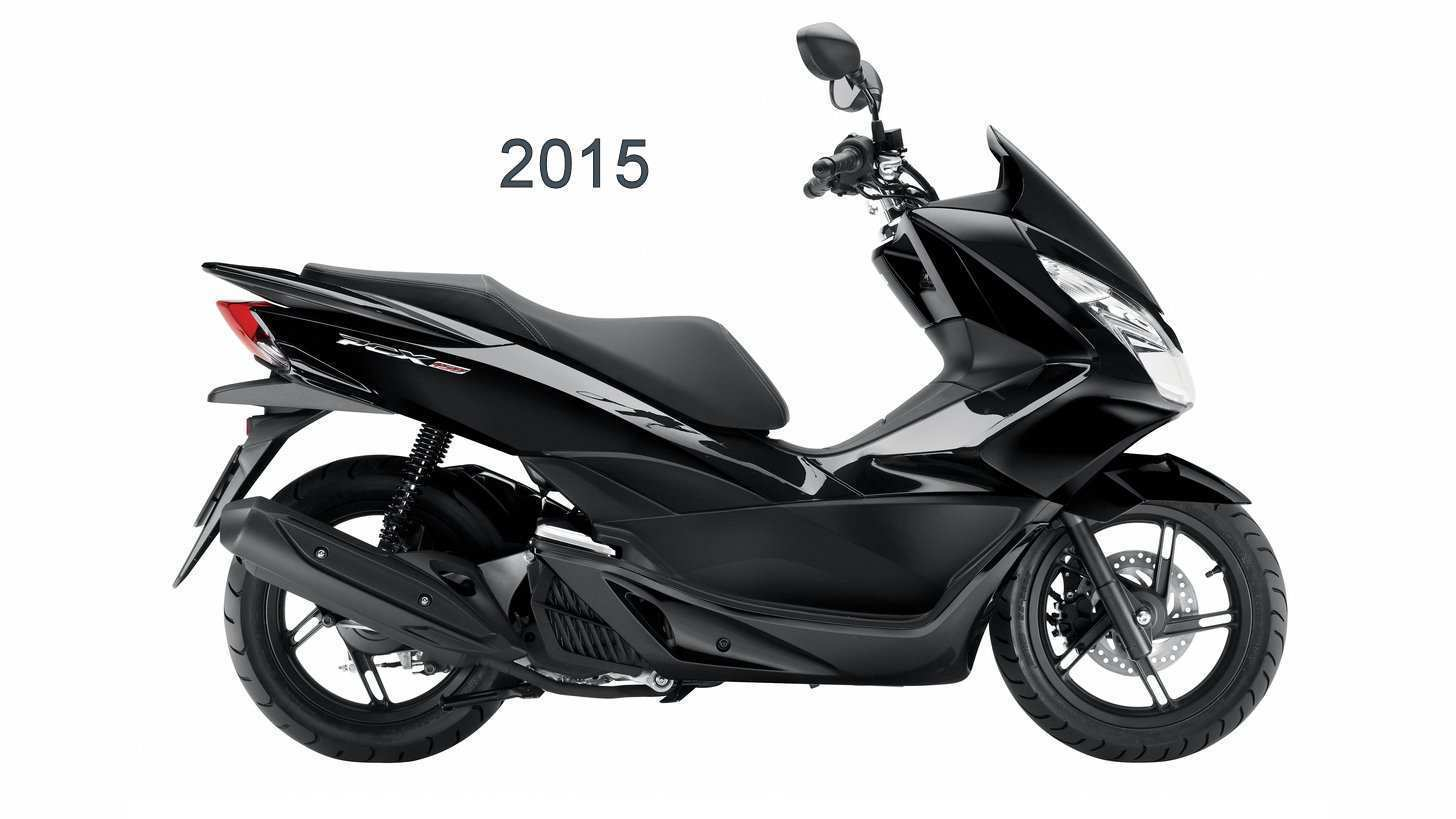 58 New New 2019 Honda Pcx150 Redesign Picture by New 2019 Honda Pcx150 Redesign