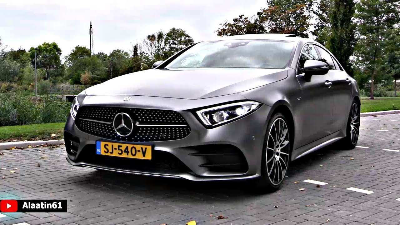 58 New New Mercedes Cls 2019 Youtube Interior Speed Test for New Mercedes Cls 2019 Youtube Interior