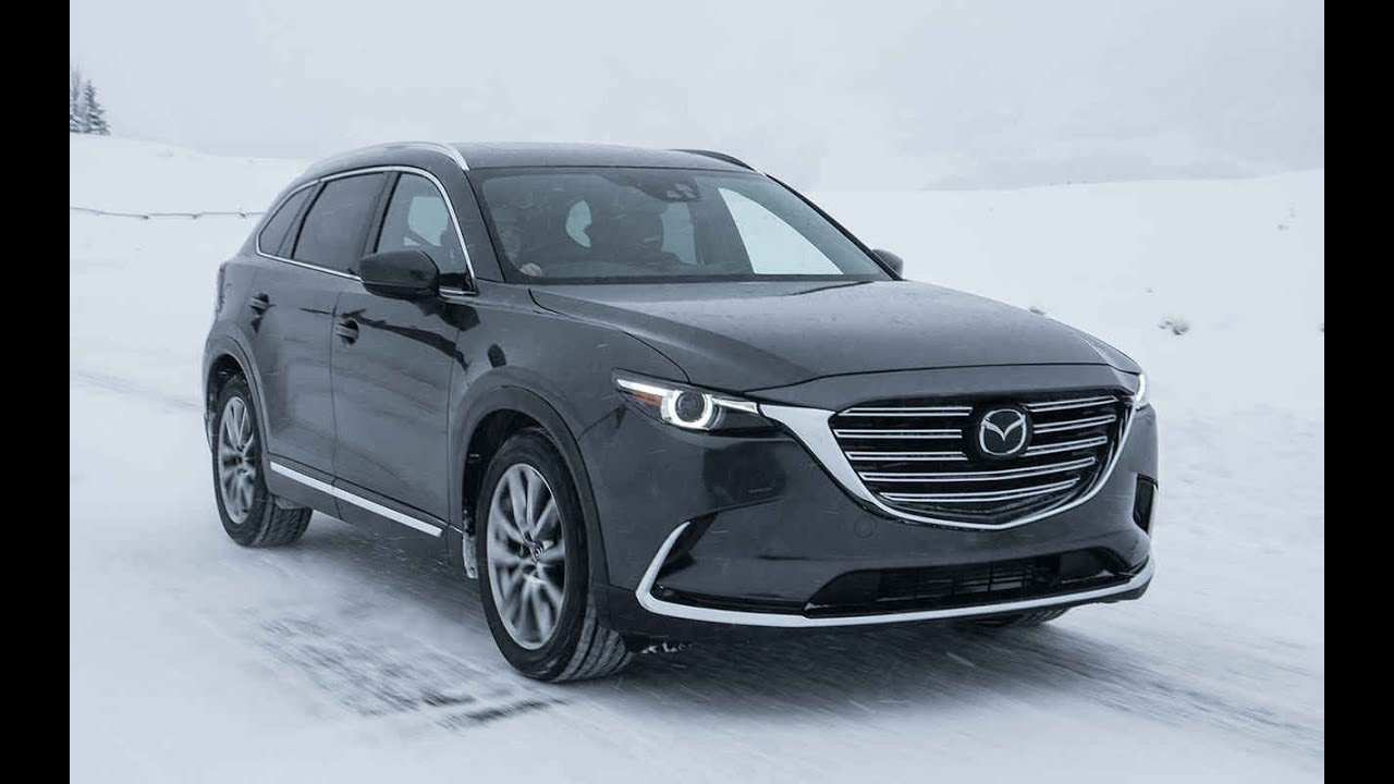 58 New The Mazda X9 2019 Release Specs And Review Configurations by The Mazda X9 2019 Release Specs And Review