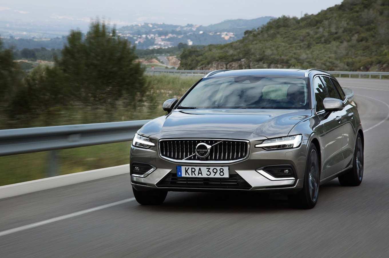 58 New Volvo V60 2019 Research New with Volvo V60 2019