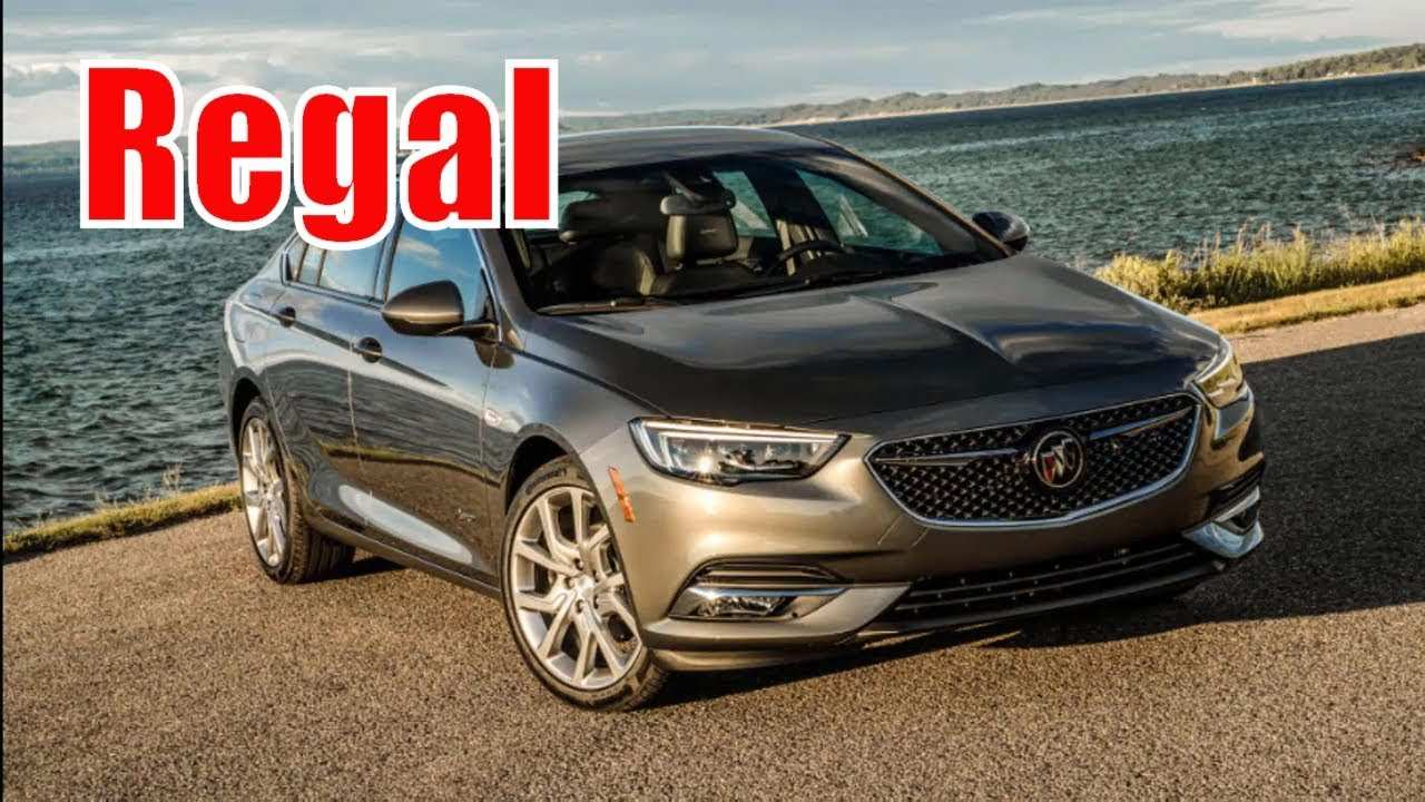 58 The 2019 Buick Regal Sportback Gs Release Date Wallpaper with 2019 Buick Regal Sportback Gs Release Date