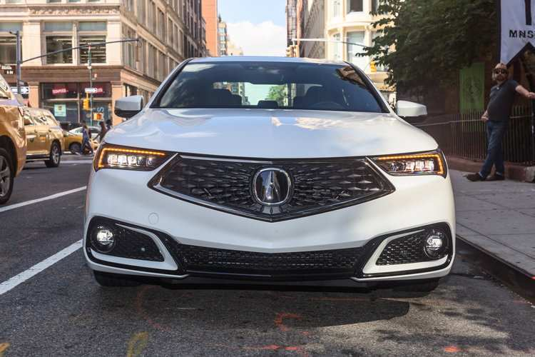 58 The New 2019 Acura Tlx Youtube Rumor Spesification by New 2019 Acura Tlx Youtube Rumor