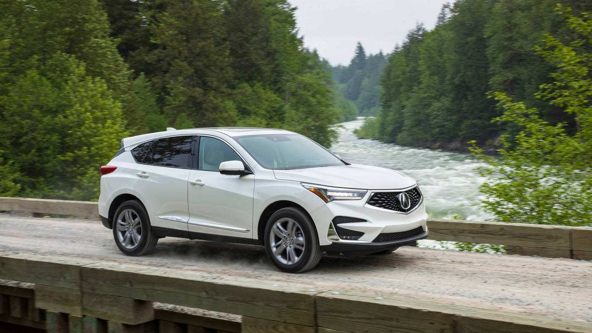 58 The New 2019 Acura V6 Turbo First Drive Price Performance And Review Specs and Review for New 2019 Acura V6 Turbo First Drive Price Performance And Review