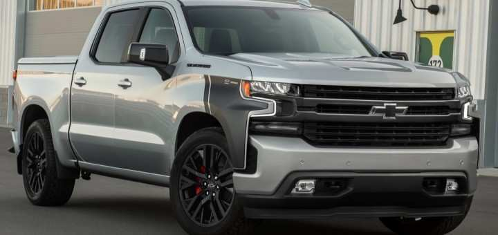 58 The New 2019 Chevrolet Silverado Work Truck Concept Redesign And Review Review for New 2019 Chevrolet Silverado Work Truck Concept Redesign And Review
