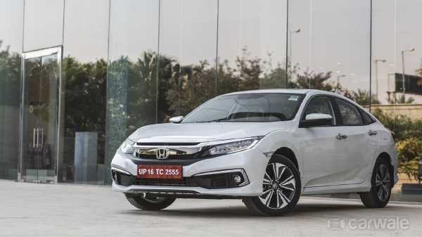58 The The The New Honda 2019 First Drive Speed Test by The The New Honda 2019 First Drive