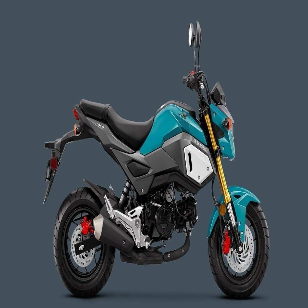 59 All New Best Honda Grom 2019 Release Date Spy Shoot Spesification for Best Honda Grom 2019 Release Date Spy Shoot