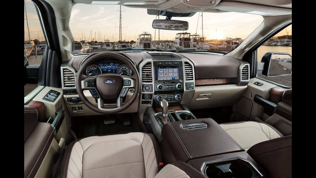 59 All New Ford 2019 Interior Picture Release Date And Review Engine with Ford 2019 Interior Picture Release Date And Review